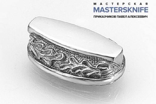 Литье для ножа из мельхиора притин модель ПРМ50
