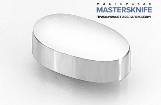 Литье для ножа из мельхиора притин модель ПРМ61