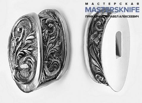 Комплект литья для ножа из бронзы — модель КБ15