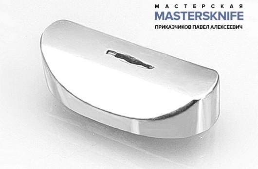 Литье для ножа из бронзы притин модель ПРБ45
