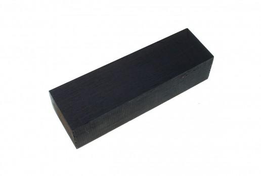 Брусок черного граба для рукояти ножа