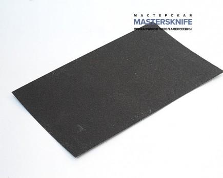 Фибра черная толщина 1,6 мм