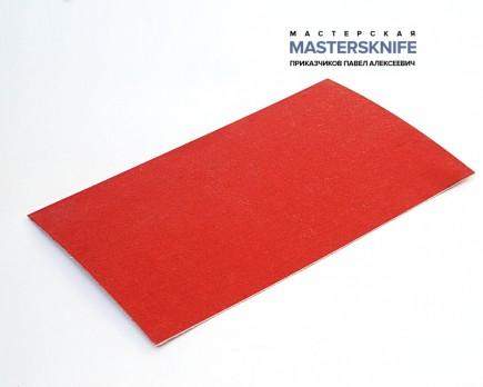 Фибра красная толщина 1,5 мм