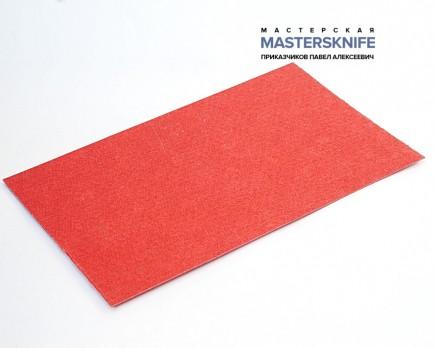 Фибра красная толщина 1 мм