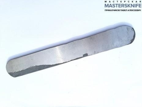 Поковка для ножа из стали Р6М5 размеры: 200х30х4мм