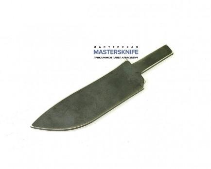Бланк под клинок из стали 9ХФ (Скиннер) толщина 3,7-3,8 мм шлифован по плоскости