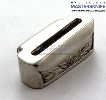 Литье для ножа из латуни притин модель ПРЛ81