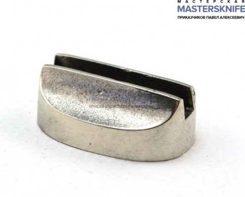 Литье для ножа из латуни притин модель ПРЛ91