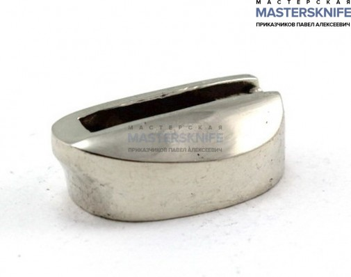 Литье для ножа из латуни притин модель ПРЛ93