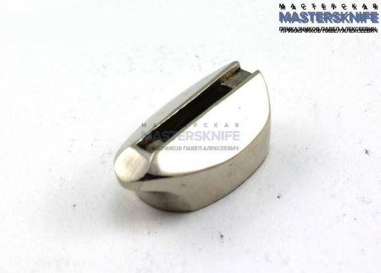 Литье для ножа из латуни притин модель ПРЛ121