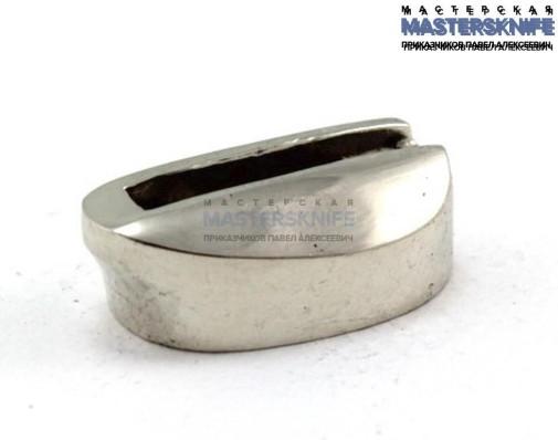 Литье для ножа из мельхиора притин модель ПРМ93