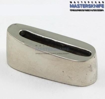 Литье для ножа из мельхиора притин модель ПРМ106