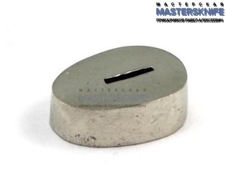 Литье для ножа из мельхиора притин модель ПРМ110