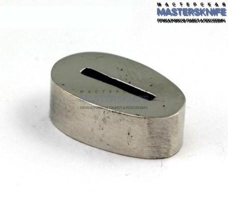 Литье для ножа из мельхиора притин модель ПРМ111