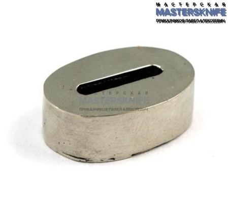 Литье для ножа из мельхиора притин модель ПРМ113