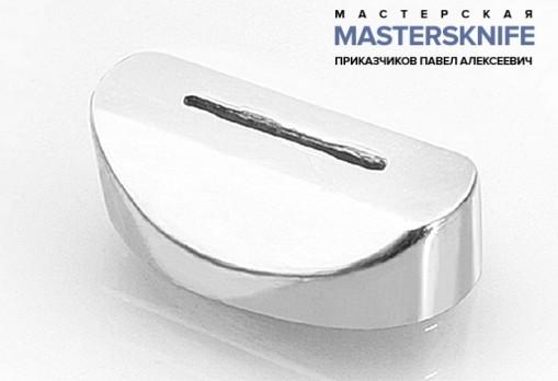 Литье для ножа из латуни притин модель ПРЛ44