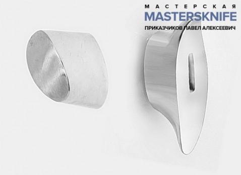 Комплект литья для ножа из мельхиора — модель КМ83